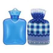 250ML Hot Water Bottle,Warm your Hands/Treating Sore Muscles,Random Color D – DS-HEA3763901-MINT01156