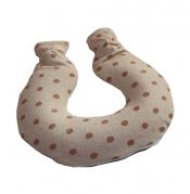 U-shape Hot Water Pillow+Plush Cloth/ Protect Neck Relieve Pressure(Random Bag) – DS-HEA3763901-MINT01314