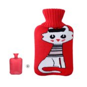 Knitted Bottle Cover,Hot Water Bottle,Ideal for Quick  Warm Hands and Foots,A1 – DS-HEA3763901-MINT02368