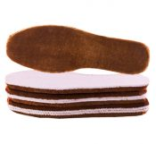 3 Pairs Insoles Women's Premium Thick Wool Fluffy Fleece Inserts Cozy,A9 – DS-HEA3780121-MINT01601