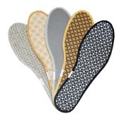 Breathable Absorbent Sweat Deodorant Thick Warm Shoes Winter Insoles – 5 pairs,J – DS-HEA3780121-MINT02319