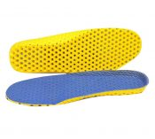 4 Pairs Men's Sports Insoles, Sweat, Deodorant and Breathable, Shockproof,E – DS-HEA3780121-RAINY05149