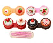 Creative Dessert Four Fit Couple Box Strawberry Myopia Double Box – DS-HEA4044171-MINT00395