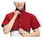 Shoulder Guard(Short Sleeve),Prevent Arthritis Pain,Protect Cervical Spine,C – DS-HEA4986874011-RAINY03720