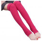 Long Knees Socks,Ankle Socks/Guard,Protective Calf/Foot Protector Socks,B05 – DS-HEA5006362011-RAINY04238
