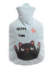 1000 ML Cute Mini Hot Water Bottle Winter Keep Warm Hot Water Bottle, B07 – EU-HEA3763901-NIKI03054