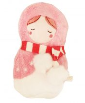 Cute Mini Hot Water Bottle With Cover-The Russian Dolls – GJ-HEA3763901-FLORA00212