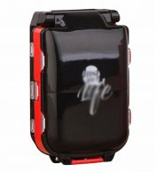Creative Three Sections 8 Grids Large Luggage Pill Case-Black – GJ-HEA3764251-ALICE00569