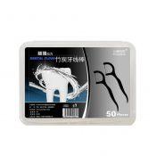 500 pcs Health Care Superfine Floss Toothpick Floss Pick Strong Tensile – GJ-HEA3778071-NANA00184