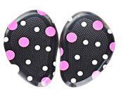 Two Pairs Comfortable Shoe Cushions Non-slip Pads Heel Insole-M – GJ-HEA3780111-NANCY00431