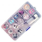 Contact Lens Case Storage Various Contact Lens Container Holder Box #04 – GJ-HEA4044171-ANNE02172