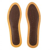 Flat Shoe Insoles Stylish Shoe Inserts Durable Shoe Cushions Brown – GM-HEA3780121-CHLOE00238