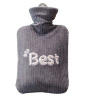 [Best-3] Hot Water Bottle Filling Water Plush Hand Warmer, 900ml – GY-HEA3763901-MIYA01483