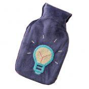 450 ML Washable Winter Hand Warmer Hot-Water Bottle Bag, U – KE-HEA3763901-JELLY05826