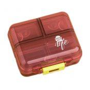 Portable 7 Day Pill Reminder Medicine Storage Pill Case Box     D – KE-HEA3764251-VIVI00695
