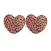 3 Pairs Girl Skid-Proof Forefoot Pads Shoe Insoles, Wine Red Heart – KE-HEA3780101-AMANDA01869