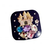 [BLACK Castle] Special DIY Contact Lenses Box Case/Holders Storage Container – PS-HEA4044171-YUKI01274