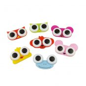 [Set of 5] Special Cute BIG EYES Animal Contact Lenses Box Case/Holders – PS-HEA4044171-YUKI01303