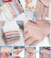 Screen Touch Gloves Women UV Protection Lightweight Gloves [A] – ST-HEA13106341-IRENE06406