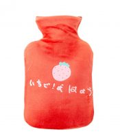 0.5 Liter Cute Hot Water Bottle, Winter Hot Water Bag With Flannel Cover #10 – ST-HEA3763901-ERIC00380