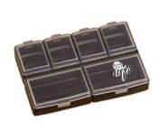 Pill Case/Box Portable Travel Medicine Organizer for Medication and Vitamin, Large compartment #34 – WK-HEA3764251-KRIS00887