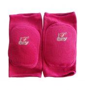 Sports Kneepads Kids' Knee Braces Sleeve Knee Support, Rose-red, Random Pattern – BC-SPO13106351-CATHY00747