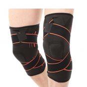 Professional Athletics Knee Compression Sleeve Knee Brace Knee Pads 2-Pack ,#AA – GJ-SPO13106351-HEIDI00535
