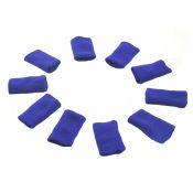 10PCS Sports Elastic Finger Sleeve Protector Brace Support – Blue – KE-SPO4986870011-JASMINE00516