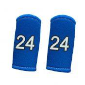 2PCS Premium Finger Sleeve Protector Brace Support for Basketball, KB24, Blue – KE-SPO4986870011-JASMINE00529