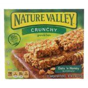 Nature Valley Gran Bar – Crunch – Oatsn'Hny – Case of 12 – 8.94 oz – 2140697