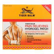 Tiger Balm Pain Relieving Large Patches – Case of 6 – 4 Pack – 0933150