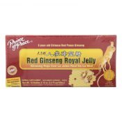 Prince of Peace Red Ginseng – Royal Jelly – 10 cc – 10 Count – 0302745