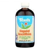 Fearn Liquid Lecithin – 16 fl oz – Case of 12 – 1023217