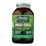 Pines International Wheat Grass Powder – 10 oz – 0829960