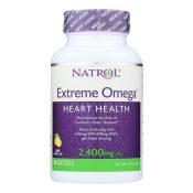 Natrol Extreme Omega – 1200 mg – 60 Softgels – 0911081