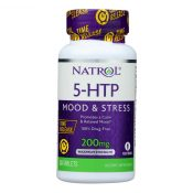 Natrol 5-HTP TR Time Release – 200 mg – 30 Tablets – 0501379