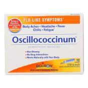 Boiron – Oscillococcinum – 12 Doses – 0295337