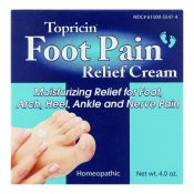 Topricin Foot Therapy – 4 oz – 0222315