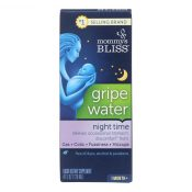 Mommys Bliss Gripe Water – Night Time – 4 oz – 1718477