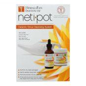 Himalayan Institute Press Neti Pot Starter Kit – 0279026