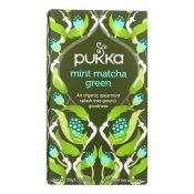 Pukka Herbal Teas – Tea Mint Matcha Green B – Case of 6 – 20 CT – 1968031
