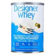 Designer Whey – Protein Powder – French Vanilla – 12 oz – 0115188