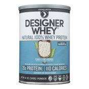 Designer Whey – Natural Whey Protein – 12 oz – 0115519