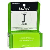 Hyland's Tissue J Colds – 125 Tablets – 0346445