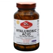Olympian Labs Hyaluronic Acid with BioCell Collagen Type II – 100 Capsules – 0381582
