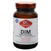 Olympian Labs DIM – Extra Strength – 30 Vegetarian capsules – 1214493