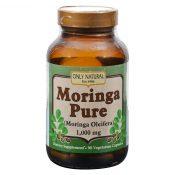 Only Natural Moringa Pure – 90 Caps – 1190065