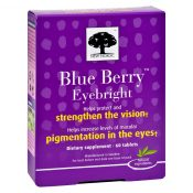 New Nordic Blue Berry Eyebright – 60 Tablets – 1519073