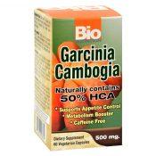 Bio Nutrition – Garcinia Cambogia 500mg – 60 Vcaps – 1215979