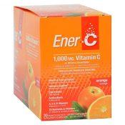 Ener-C Vitamin Drink Mix – Orange – 1000 mg – 30 Packets – 1275163